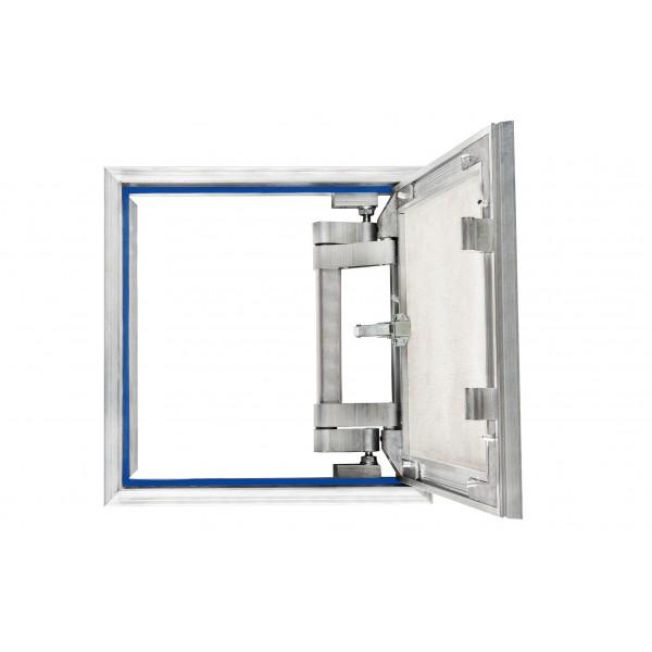 Aluminium inspection Door size 400mm x 500mm for ceramic tiles covering