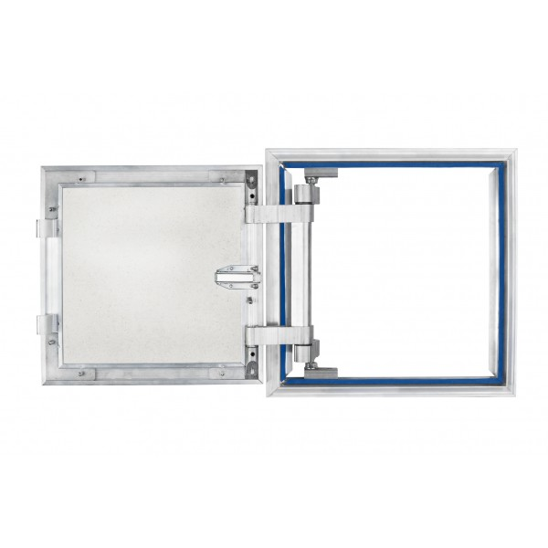 Aluminium inspection Door size 500mm x 600mm for ceramic tiles covering