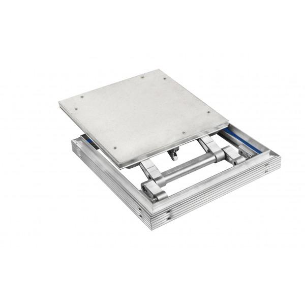 Aluminium inspection Door size 500mm x 700mm for ceramic tiles covering