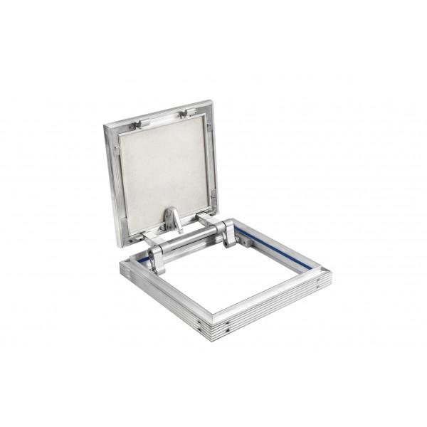 Aluminium inspection Door size 600mm x 600mm for ceramic tiles covering