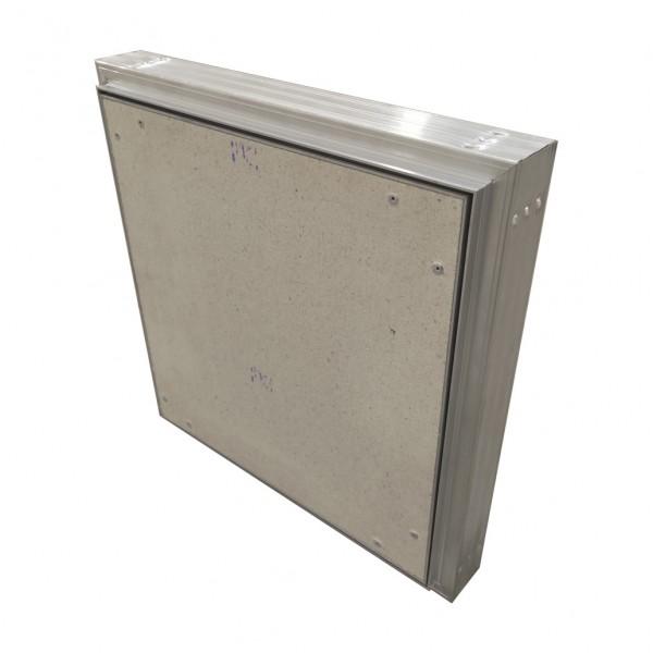 Aluminium inspection Door size 600mm x 700mm for ceramic tiles covering