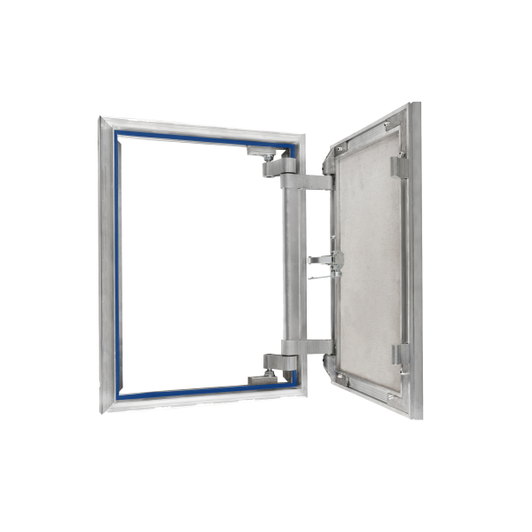 Aluminium inspection Door size 200mm x 600mm for ceramic tiles covering