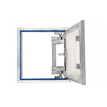 Wall mounted revision door