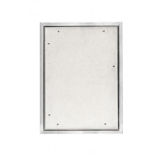 Alumīnija revīzijas lūka 500mm x 900mm keramisko flīžu pārklājumam