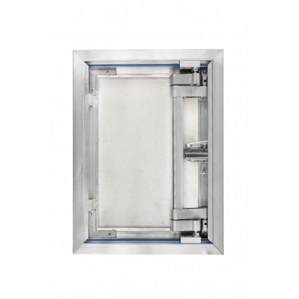 Aluminium inspection Door size 300mm x 900mm for ceramic tiles covering
